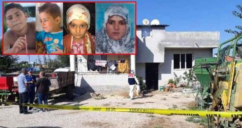 3 çocuğunu vahşice öldüren anneden kan donduran ifade