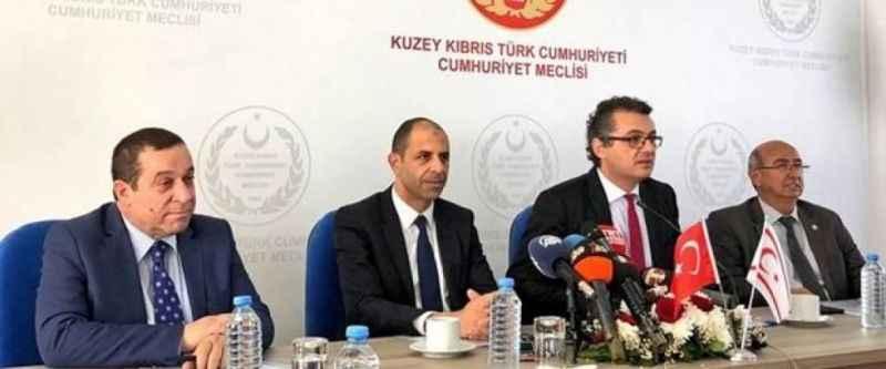 KKTC'de dörtlü koalisyon dağıldı: Başbakan istifa edecek