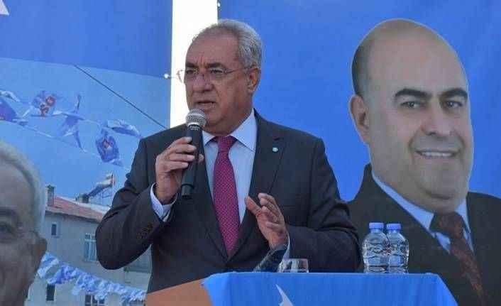 DSP lideri Aksakal: Eli CHP'ye gitmeyen bir seçmen kitlesi var, bunlar kime oy verecek?