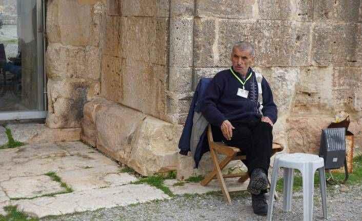 Antalya'da ölüm dönüş yolunda yakaladı
