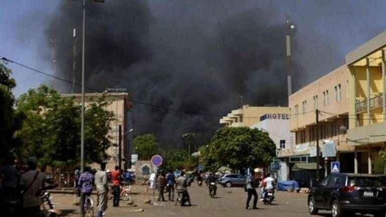 Kilise saldırısı! Ayin sırasında 7 kişi öldürüldü