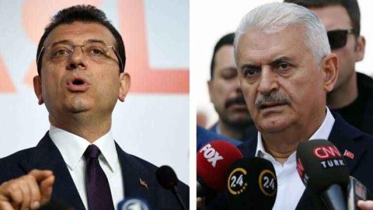 Anket şirketlerinden canlı yayında flaş İstanbul seçim açıklaması