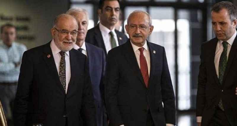 CHP'den, 23 Haziran seçimleri için dikkat çeken Saadet Partisi kararı