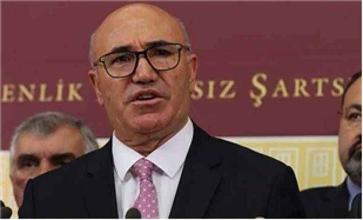 Mecliste terör eylemi girişimine CHP'li Mahmut Tanal'dan açıklama