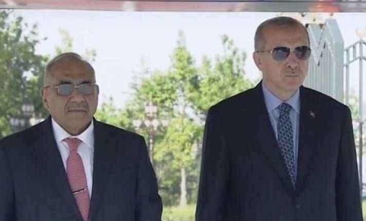 Irak'tan Türkiye'ye kritik ziyaret