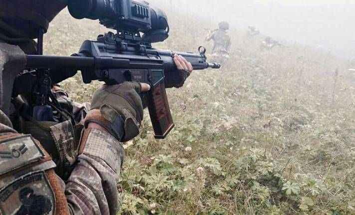 PKK'ya peş peşe ağır darbe