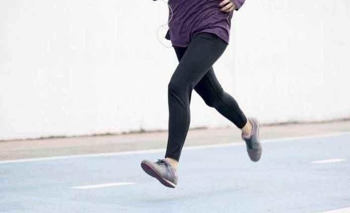 Kızı koşmak istedi, alüminyum doğrama ustası baba kolları sıvadı