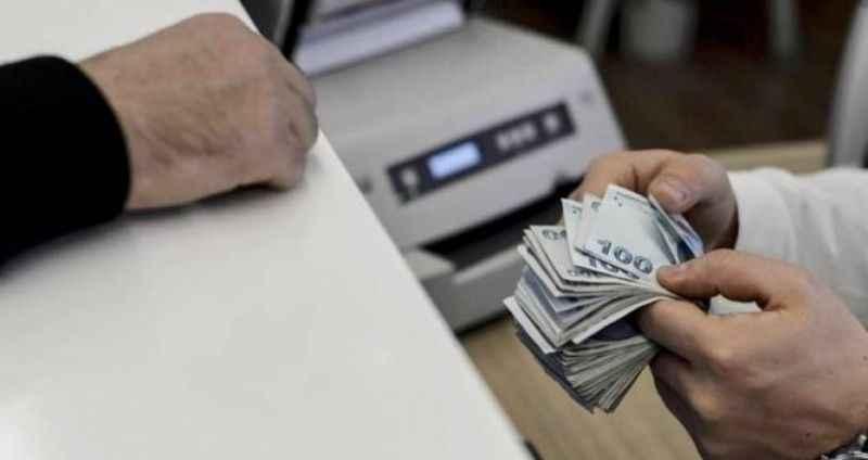 Bankacılık sektörünün kredi hacmi 33,1 milyar lira arttı