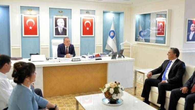 Başkan Uysal'dan 'dayanışma' mesajı