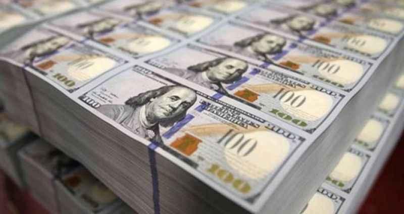 Kısa vadeli dış borçlar yüzde 2,4 arttı! İşte toplam borç miktarı