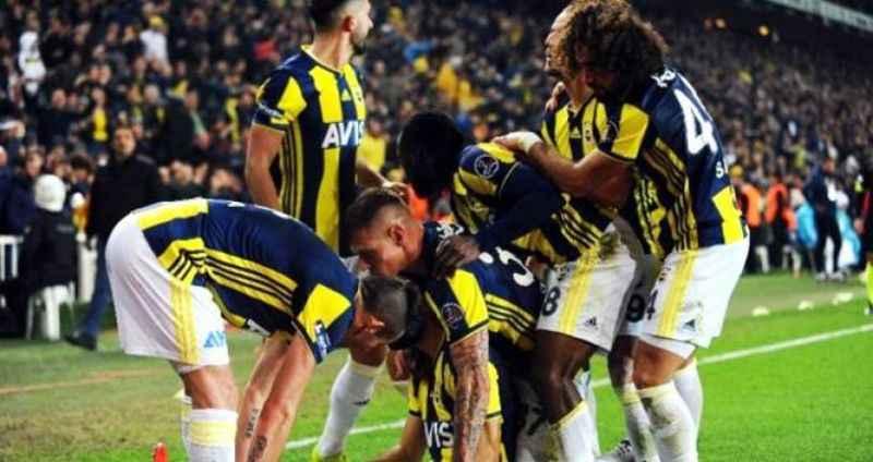 Fenerbahçe gol pozisyonu kaçırmada ikinci sırada!