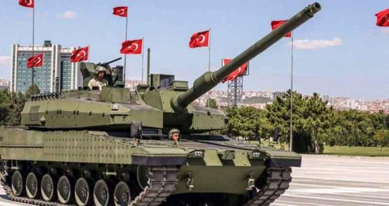 Altay tankı, ASELSAN tarihine geçti