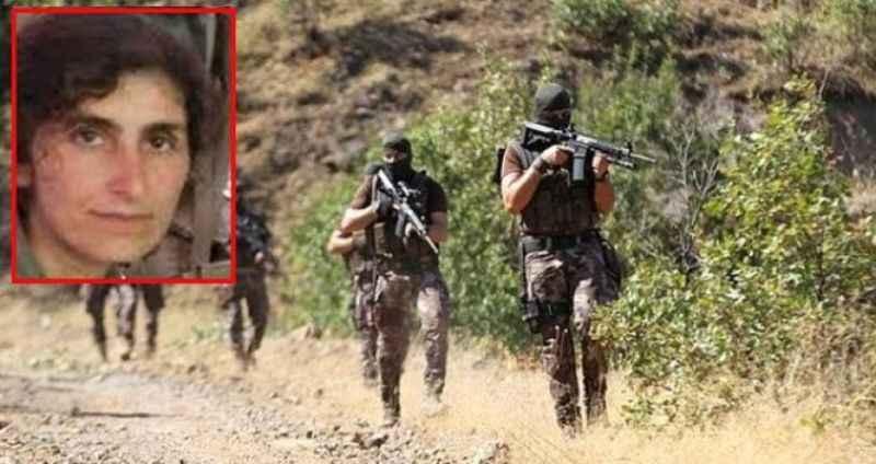 300 bin TL ödülle Gri Kategori'de aranan terörist öldürüldü