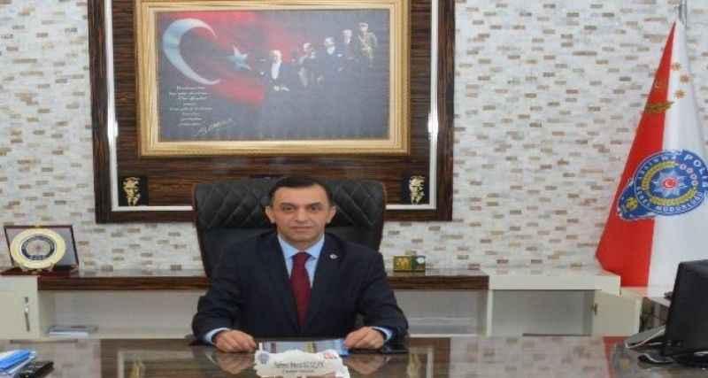 İl Emniyet Müdürü Ulucan'dan 19 Mayıs mesajı