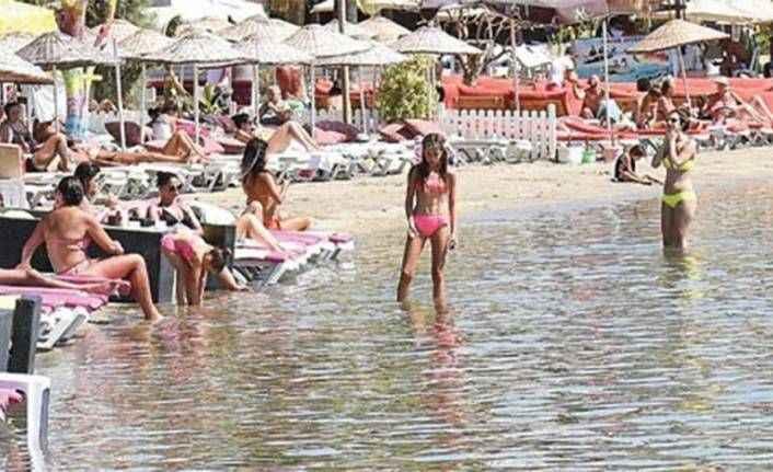 Turiste yanlış bilgi veren otelciye ceza