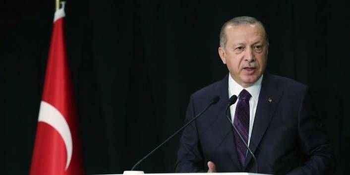 Erdoğan: 5 ülke güya adalet dağıtıyor