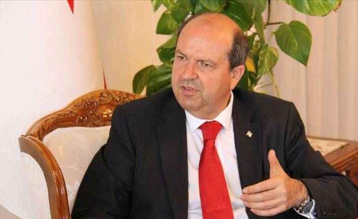 """KKTC Başbakanı: """"Türkiye ile aynı düşüncede hükümet göreve geldi"""""""