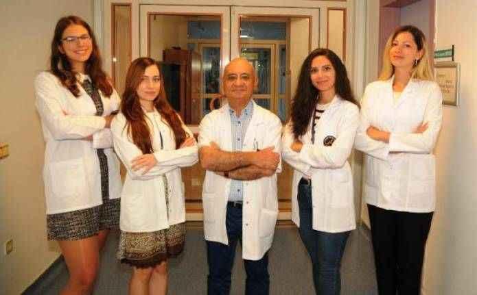 Romanyalı doktor adaylarının tercihi Akdeniz Üniversitesi