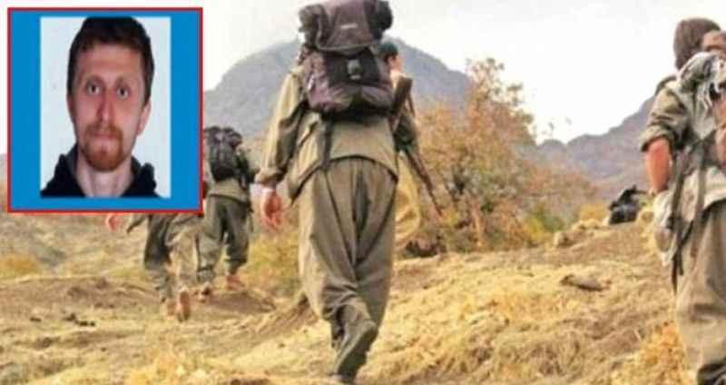 1,5 milyon TL ödülle mavi kategoride aranan terörist yakalandı