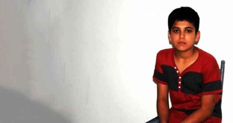 Üstü kirli diye minibüste koltuğa oturtulmayan çocuk Erdoğan'a seslendi