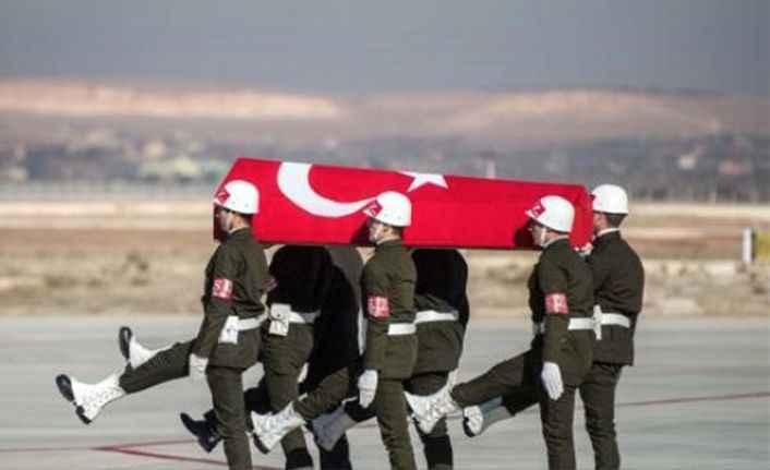 PKK'lı teröristlerden havanlı saldırı: 1 şehidimiz var