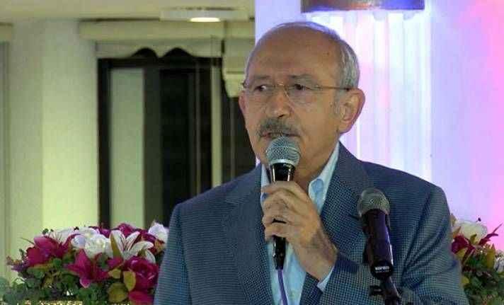 Kılıçdaroğlu: Güzel ülkemiz, vatanımız, bayrağımız için ne gerekiyorsa yapacağız
