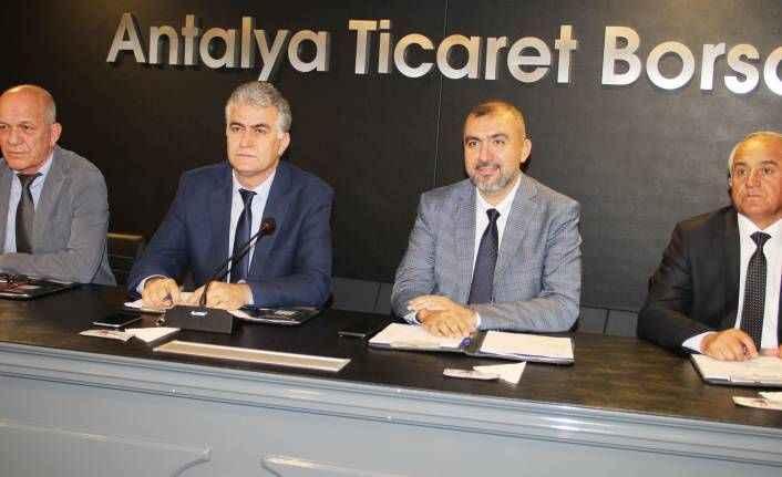 """ATB Başkan Vekili Bülbül: """"30 milyar destek ile sektör ivmelenecek"""""""