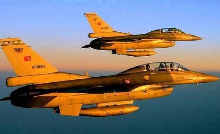 Milli Savunma Bakanlığı: Bir F-4 uçağında arıza meydana geldi, iki pilot kurtuldu