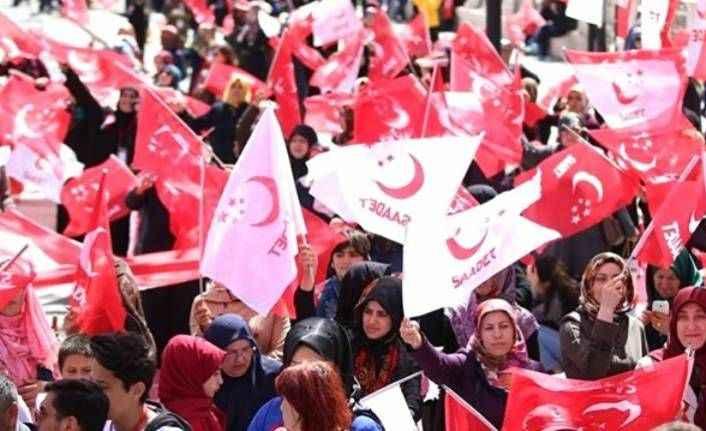 Saadet Partisi'nden Bakan Soylu'ya seçim yanıtı