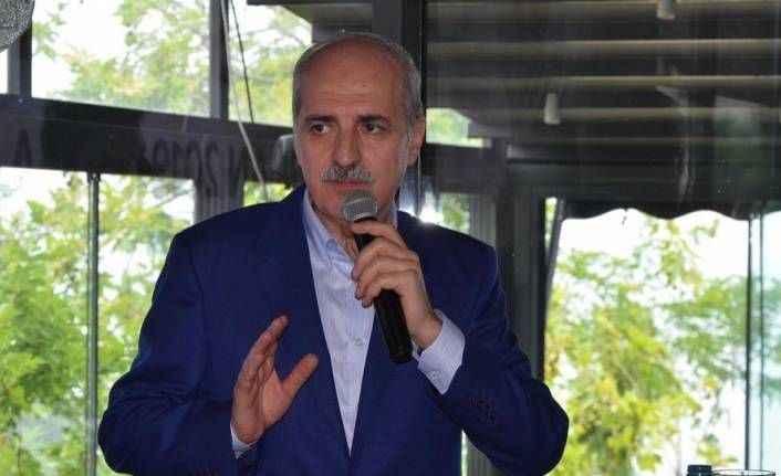 Kurtulmuş: AK Parti'ye kızgınlığın bedeli CHP'nin adayını koltuğa oturtturmak değildir