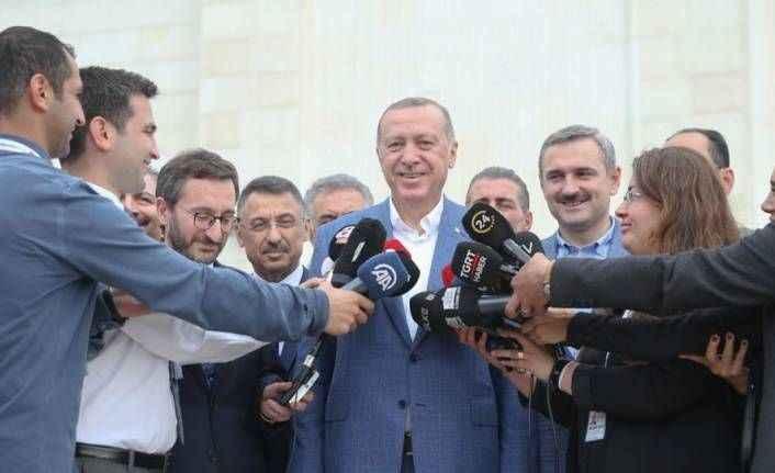 Erdoğan: İstanbulluların dönüşü çok önemli
