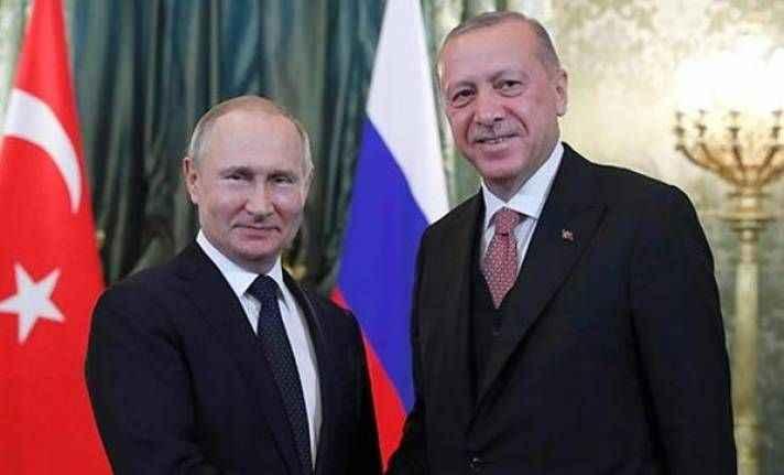 Putin'den TürkAkım'ına övgü