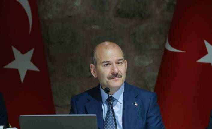 Soylu: PKK'nın nerede sızdığını görürsem ben oradayım