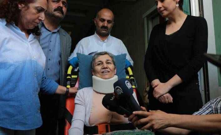 200 gün açlık grevi yapan HDP'li Güven taburcu oldu