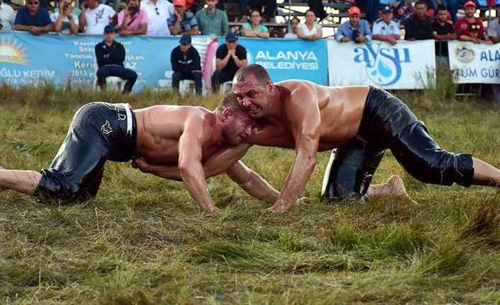 Geleneksel Gökbel Güreş Festivali'nin tarihi belli oldu