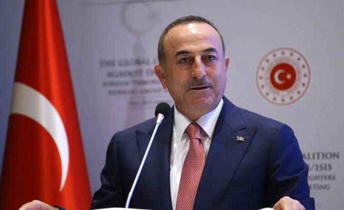 Bakan Çavuşoğlu: 'Sahada da masada da güçlüyüz'