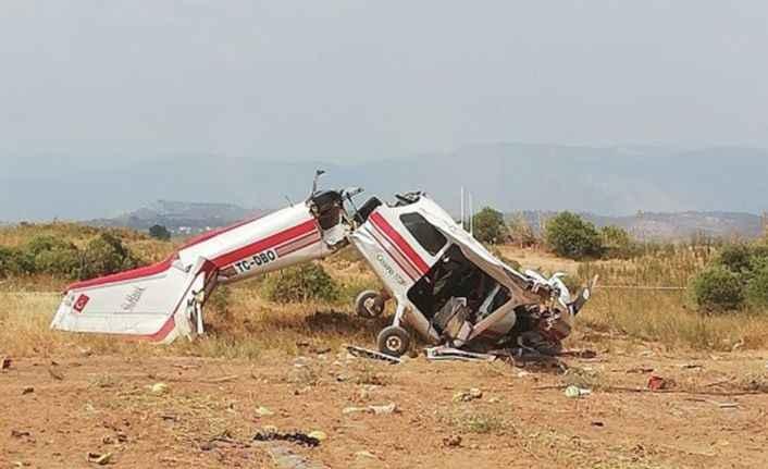Manavgat'taki uçak kazasında ölü sayısı 2'ye yükseldi! Valilikten açıklama geldi