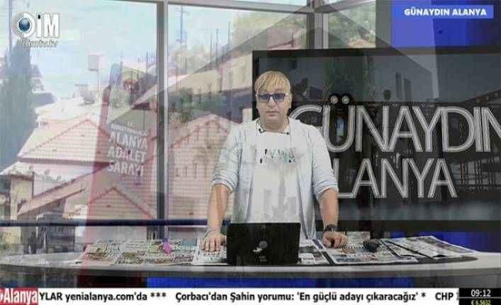 Gökhan Koca ile Günaydın Alanya Dim TV'de