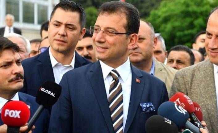 İmamoğlu: İstanbul'a ihanet edenlere artık bu kent emanet edilemez
