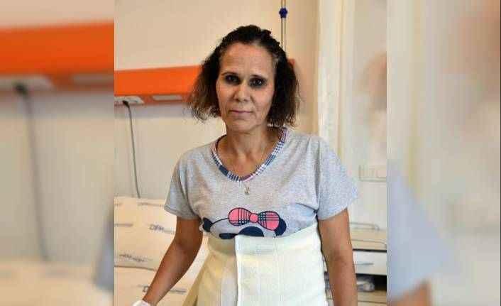 Antalya'da boşanmak istediği eşinin vurduğu kadın: Gözünü doyuramadım