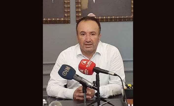 Başkan Apaydın'dan turizm eleştirisi: 'Esnafa çeki düzen verilmeli'
