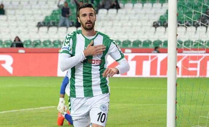 Riad Bajic yeniden Konyaspor'da