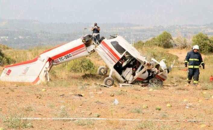 Manavgat'taki uçak kazasının ardından cesetler teslim alındı