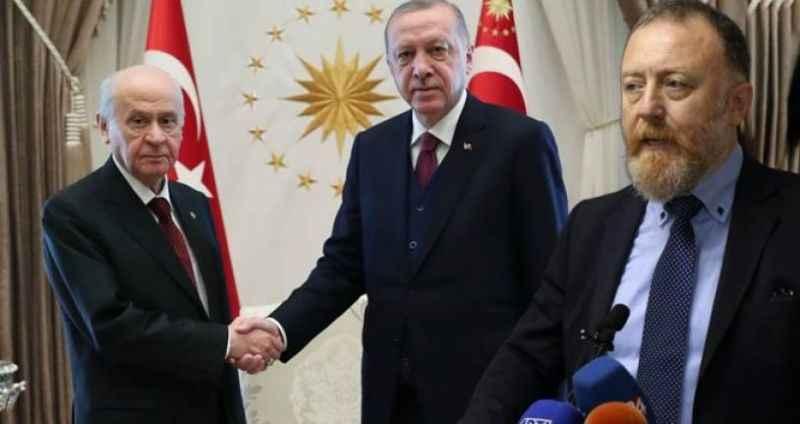 Temelli'den, Erdoğan ve Bahçeli'ye tarihi çağrı