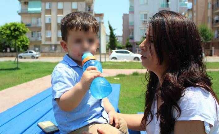 Antalya'daki kreşte 2 yaşındaki çocuğa darp iddiası