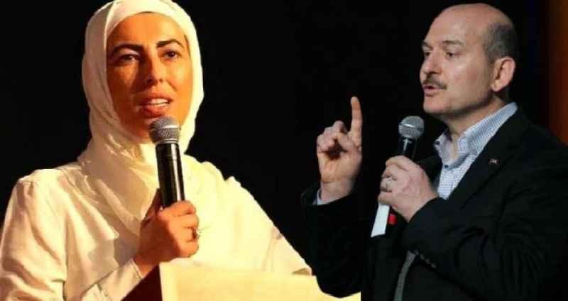 """Nihal Olçok'tan """"Bizi 15 Temmuz'da Suriyeliler kurtardı"""" diyen Soylu'ya tepki"""