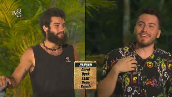 Survivor yeni bölümde Enes Batur sürprizi!