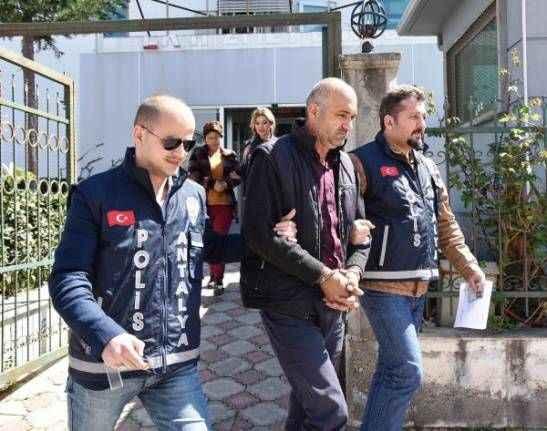 Antalya'da çifte cinayet sanığı: 'Ya onlar, ya ben' diyerek ateş ettim
