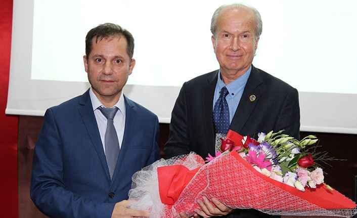 ALKÜ'de Prof. Dr. Atik'ten akademisyenlere ipuçları