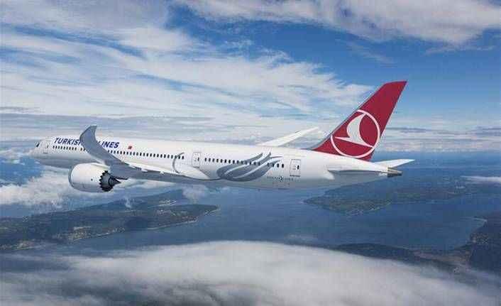 THY'nin 'rüya uçağı' gökyüzünde! İlk uçuş Antalya'ya